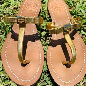 Tory Burch Leighanne thong sandals
